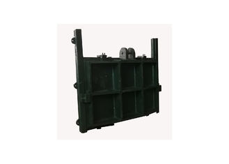 Steel Cast Iron Sluice Gates For Sewage Treatment / Agricultural Irrigation