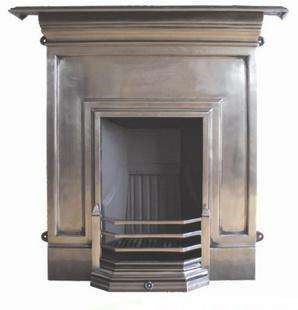 Outdoor Antique Bronze Cast Iron Wood Burning Fireplace Free Standing